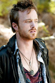 Aaron Paul and the Dark Tower