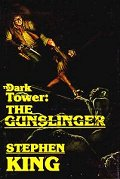 Dark Tower I: The Gunslinger Book Cover (Small)