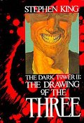Dark Tower II: Drawing of the Three Book Cover (Small)