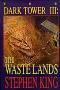 The Dark Tower III: The Waste Lands Book Cover