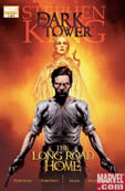 Dark Tower Comics: The Long Road Home Book Cover