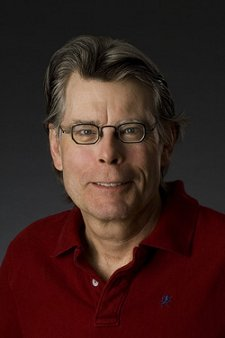 Stephen King Press Photo
